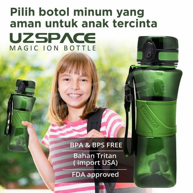 Uzspace Magic Ion Bottle 4