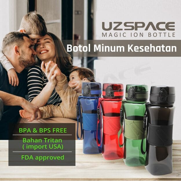 Uzspace Magic Ion Bottle 6